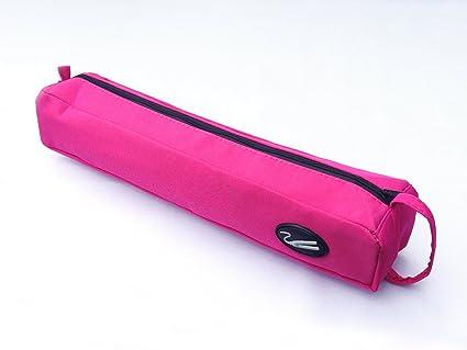 Pink Heat Resistant Hair Straighteners Storage Bag fits GHD, Cloud Nine, She, FHI
