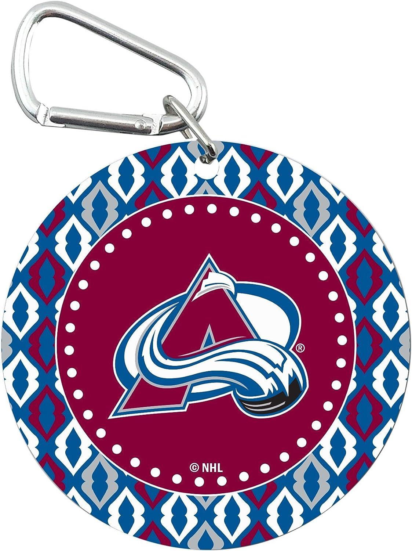 NHL Colorado Avalanche Mini Mirror with Clip