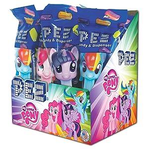 PEZ Candy My Little Pony Assortment, 1.35 Pound
