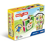 Giochi Preziosi - MAB01 - Magicube - Les Fruits - 4 Cubes