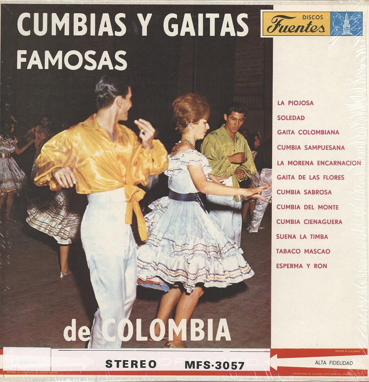 Cumbias Y Gaitas Famosas De Colombia: La Sonora Cienaguera ...
