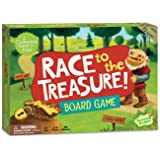 Peacable Kingdom Race to the Treasure Game