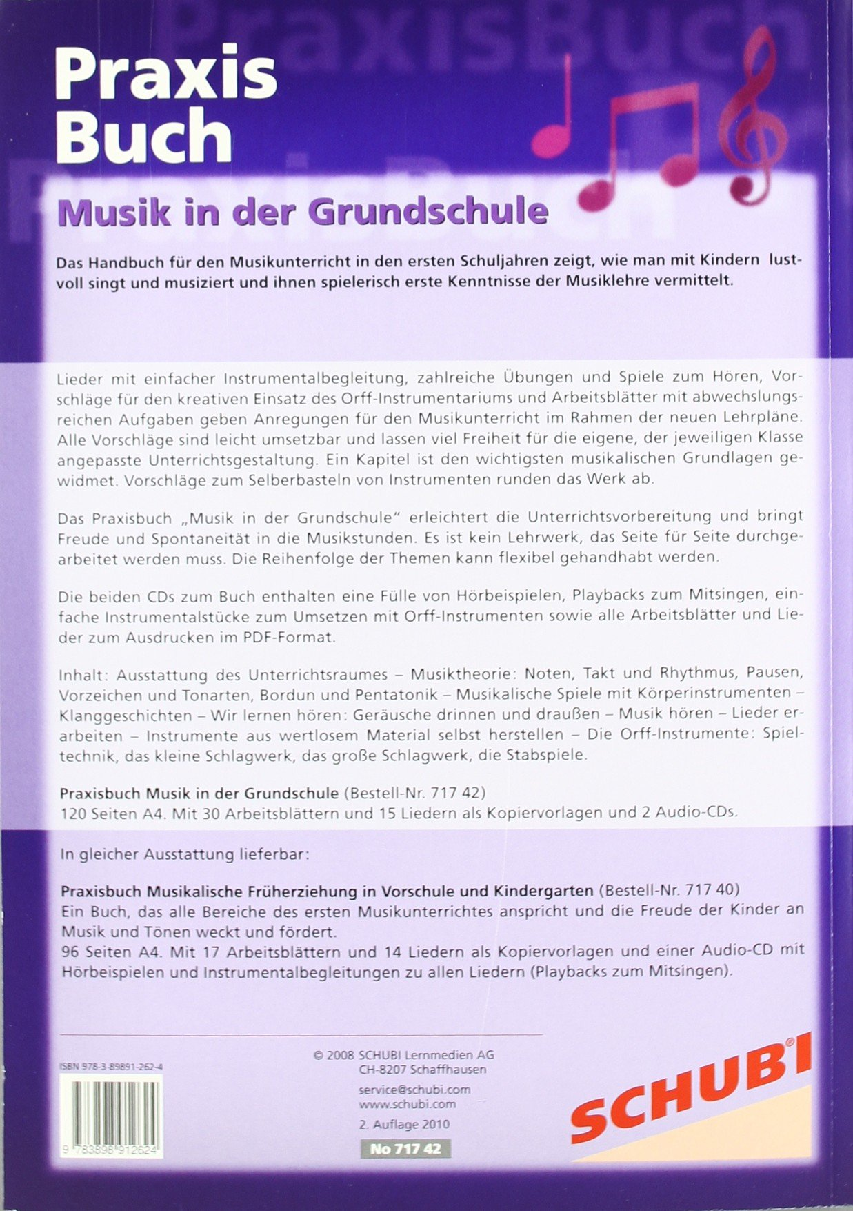 Musik in der Grundschule: 9783898912624: Amazon.com: Books