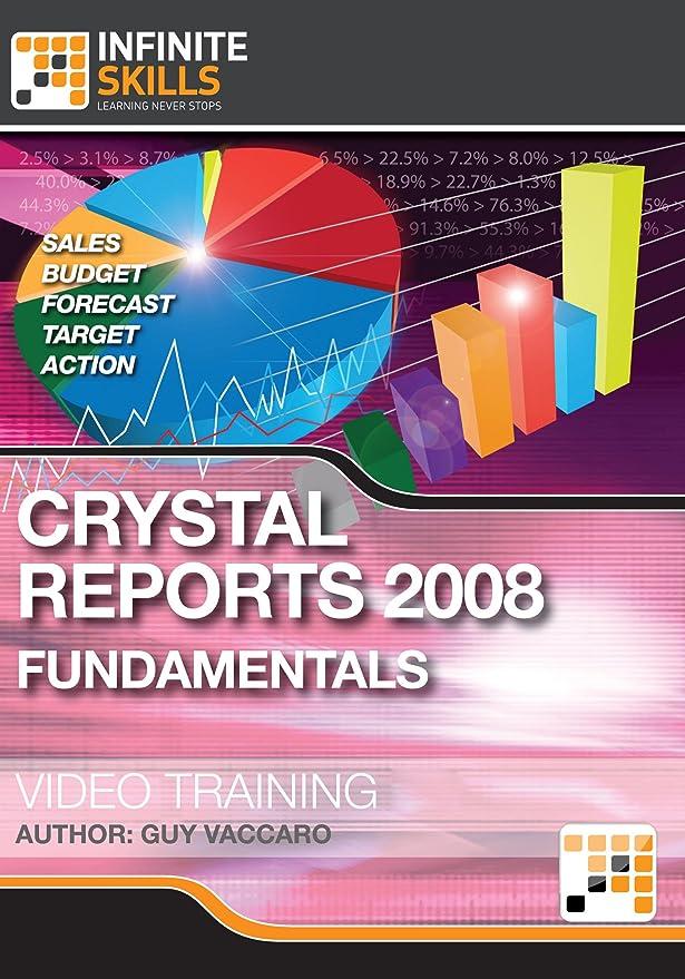 Amazon com: Crystal Reports 2008 Fundamentals - Training