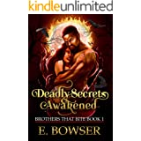 Deadly Secrets: Brothers that Bite Book 1 (An African American Paranormal Romance)