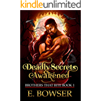 Deadly Secrets: Brothers that Bite Book 1 (An African American Paranormal Romance) book cover
