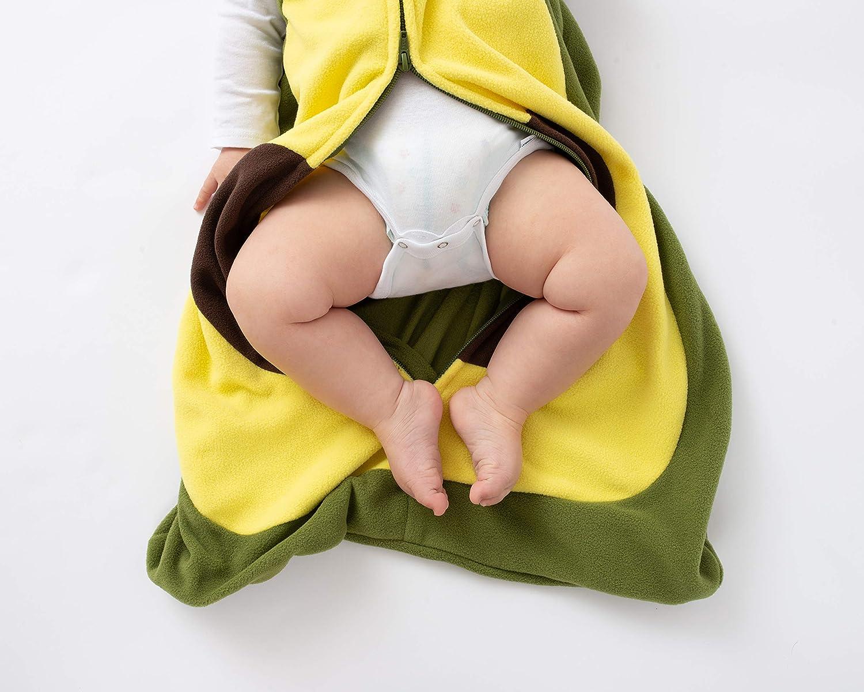 Cuddle Club Baby Fleece Sleep Sack Infant Wearable Blanket Newborn Sleepbag