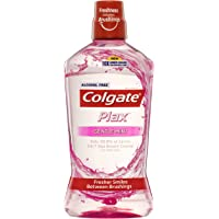 Colgate Plax Alcohol Free Mouthwash Gentle Mint 1L