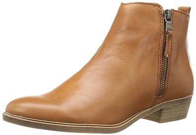 Lauren Ralph Lauren Women's Shira Boot, Polo Tan Burnished Leather, ...