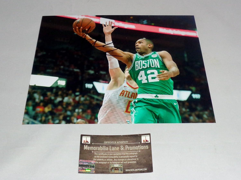 Al Horford CELTICS autograph 8x10 COA Memorabilia Lane   Promotions at  Amazon s Sports Collectibles Store a149ab69f