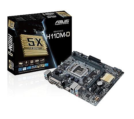 ASUS H110M-D Realtek Audio Drivers for PC