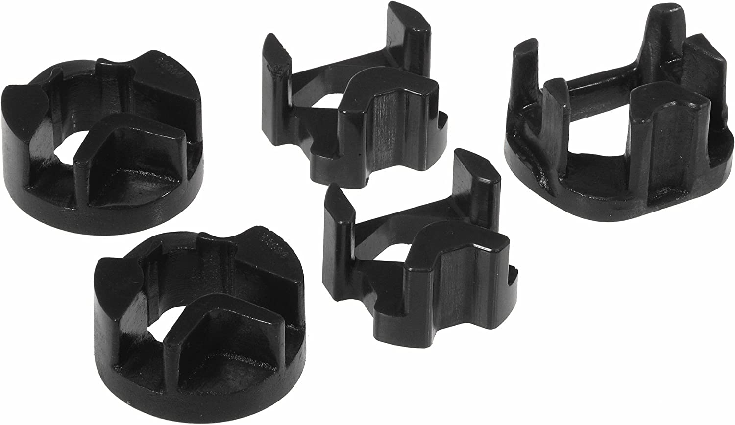 Today's only Prothane Ranking TOP19 4-1901-BL Black All 3 Mount Kit