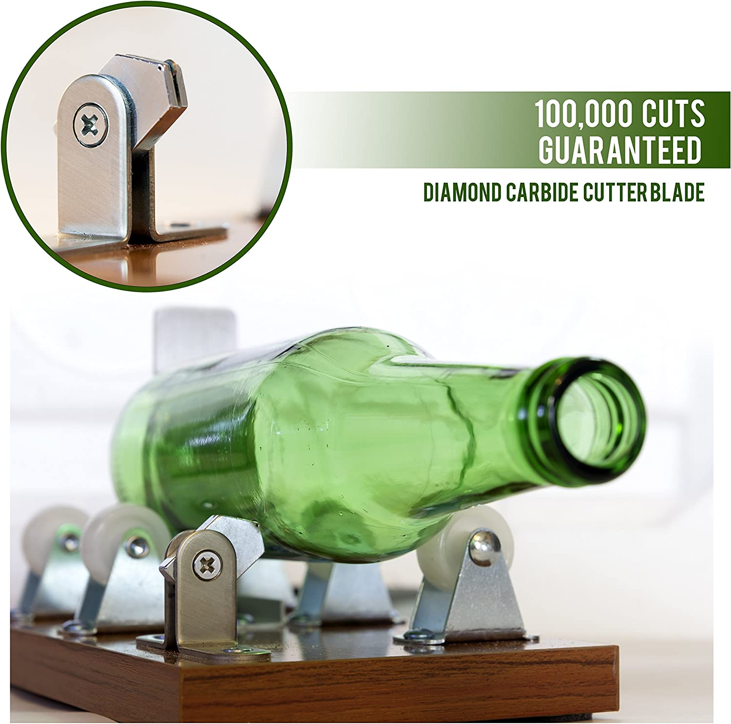 Glass Cutter - Glass Bottle Cutter - Arts and Crafts