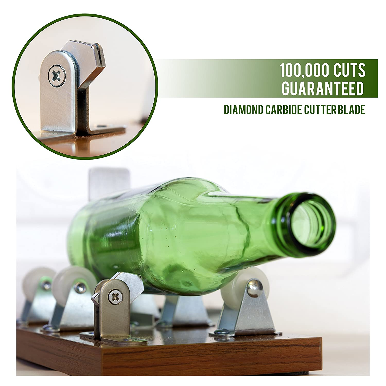Glass bottle cutter Machine Kit