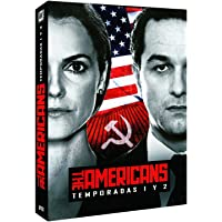 Pack The Americans Temporada 1+2