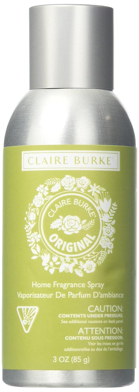 Claire Burke Original Spray Kitchen Décor Fragrance/Home Scent, Small, Green