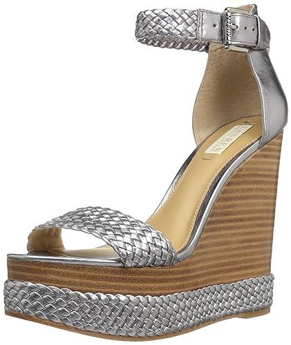 ca49f072479 Lauren Ralph Lauren Women s Mahina Wedge Sandal