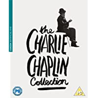 The Charlie Chaplin Collection DVD 12 discs [UK Import]