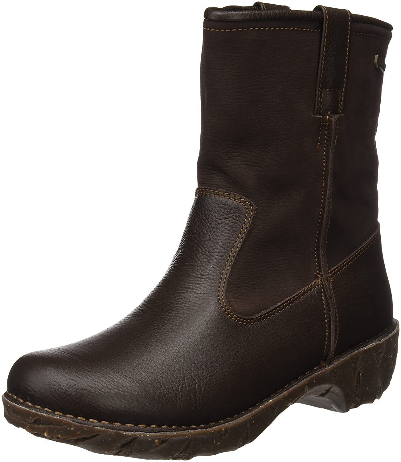 Womens Ng53 Soft Grain-Pleasant Yggdrasil Ankle Boots El Naturalista Best Buy Clearance 2018 New 1AtnI7Z