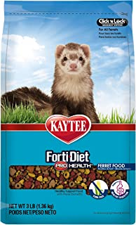 product image for Kaytee Forti Diet Pro Health Small Animal Food For Ferrets, 3-Pound