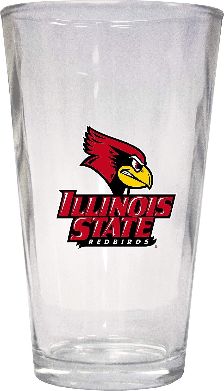 Iowa State University 16 oz Pint Glass 4-Pack