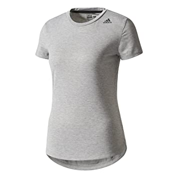 Adidas Prime tee Camiseta, Mujer, Gris (grpuch), XS: Amazon.es: Deportes y aire libre