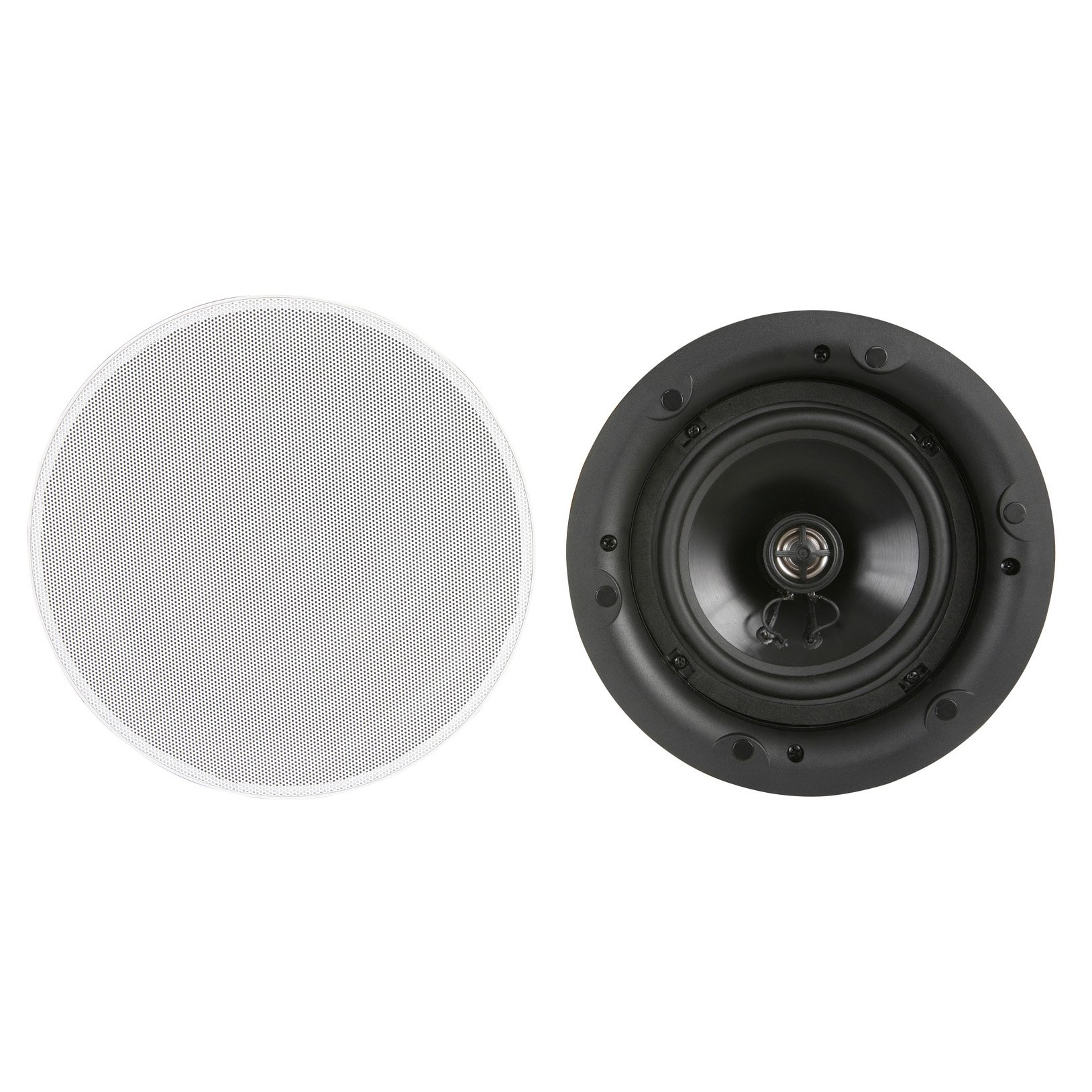 DLS IC621 2-Way 6.5'' 4 Ohm 90W Home Theater In Ceiling Hi-Fi Home Speaker (pair)