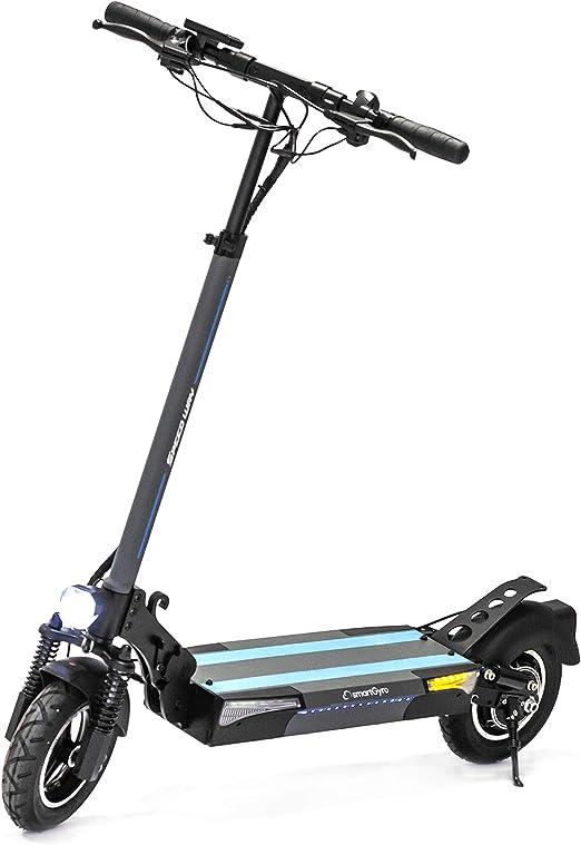 SmartGyro Xtreme SpeedWay V2.0 - Patinete Eléctrico de 800 W con 3 ...