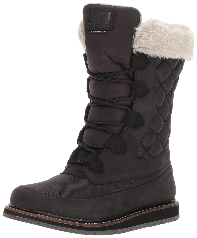 Helly Hansen Women's Arosa HT Winter US|Jet Boot B01N80OEM0 6 B(M) US|Jet Winter Black/New Light Grey 7e8d91