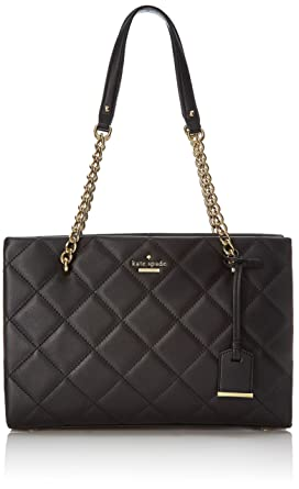 1b3abdebe kate spade new york Emerson Place Small Phoebe Shoulder Bag, Black, One Size