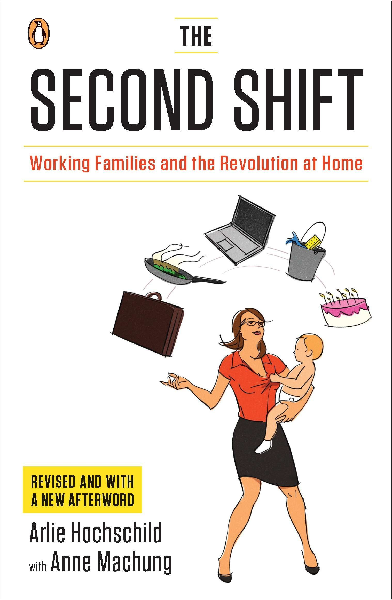Download The Second Shift: Working Families and the Revolution at Home pdf