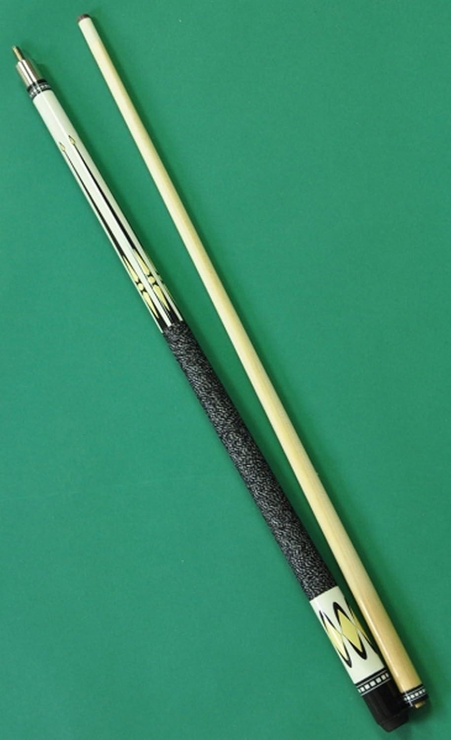 nanook &apos Pool Billar BQ 1 146 cm – 2 piezas – Lacado, con rosca – Metal: Amazon.es: Deportes y aire libre