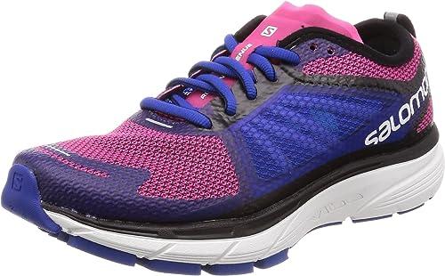 SALOMON Sonic Ra W, Zapatillas de Trail Running para Mujer: Amazon.es: Zapatos y complementos