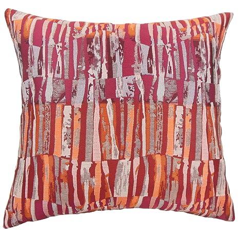 La Almohada Collection Prunella diseño de Rayas Funda para ...