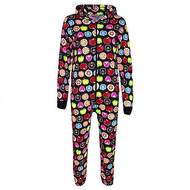 A2Z 4 Kids® Kids Onesie Girls Boys Polka Dot Fruit Print Cotton Onesie All  In One Pj S Jumpsuit Playsuit New Age 2 3 4 5 6 7 8 9 10 11 12 13 YEARS  ... bdd4b7b13