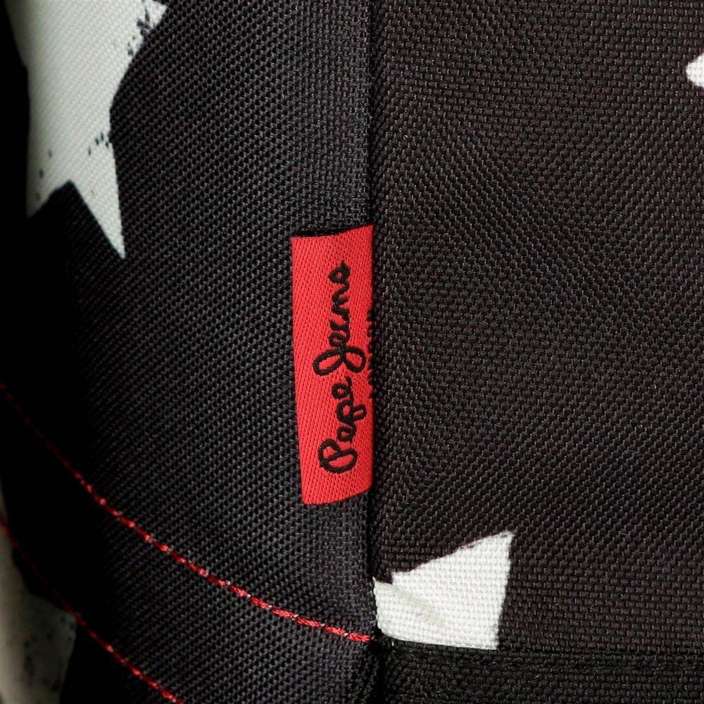 22 cm Noir Negro 0.99 liters Pepe Jeans Jessa Vanity