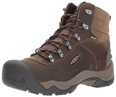 KEEN Men's Revel III-m Hiking Boot, Great Wall/Canteen, ...