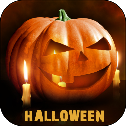 Halloween animated wallpaper -