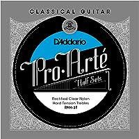 D'Addario RNH-3T Pro-Arte Rectified Clear Nylon Treble String Set