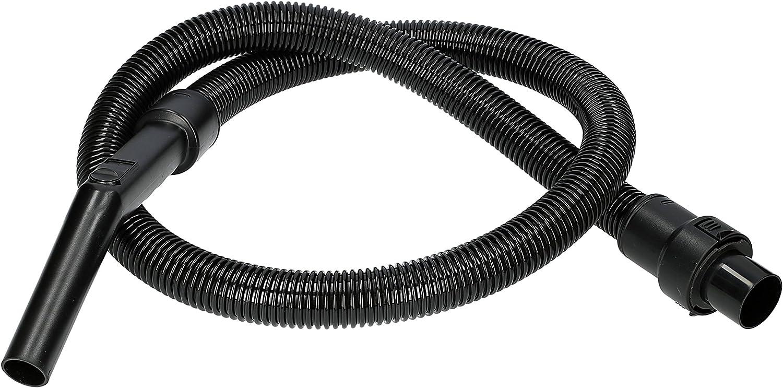 WESSPER® Manguera de la aspiradora ELECTROLUX ULTRASILENCER ZEN DELUXE (ø32mm, 202cm, negro): Amazon.es: Bricolaje y herramientas