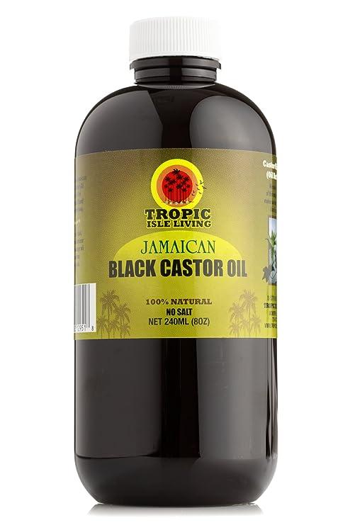 Aceite de ricino negro Jamaican de 240 ml