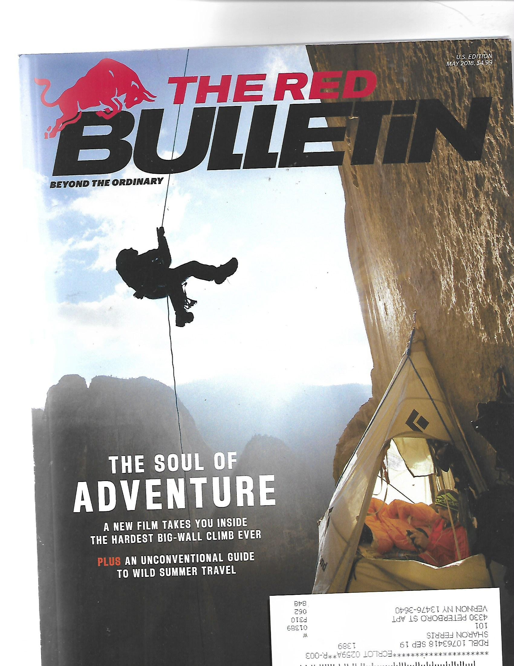 Download The Red Bulletin magazine May 2018 pdf