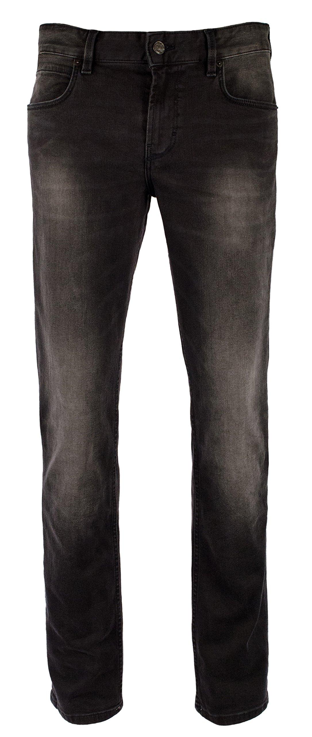 BOSS Orange Men's Orange63 Slim Fit Comfort Jean, Island, 34W x 30L by Hugo Boss