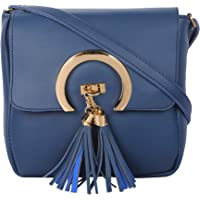 Rajni Fashion Girls Stylish Blue PU Backpack,School Bag, Women Backpack, Tution Backpack, Collage Backpack (10 L) Backpacl