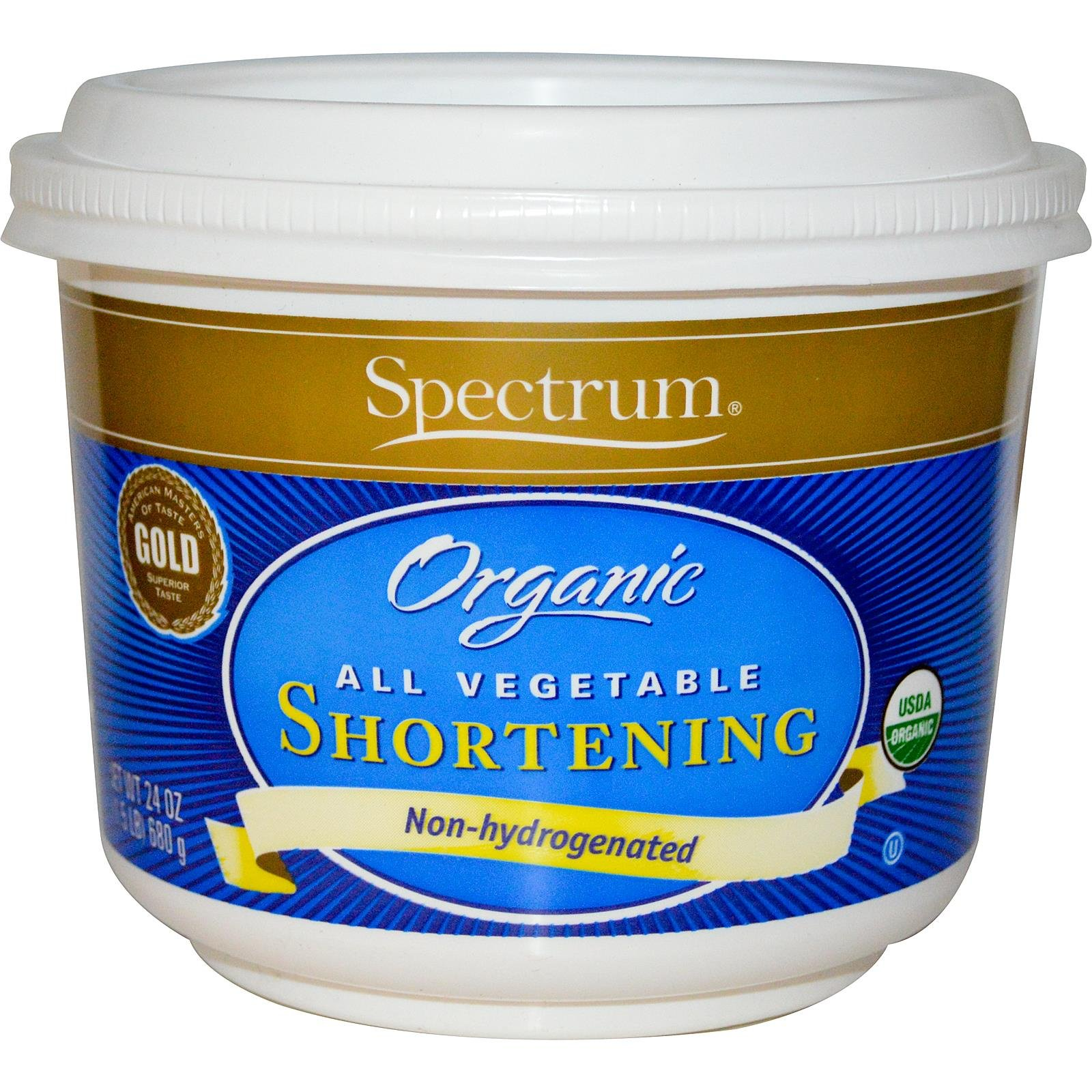 Spectrum Organic All Vegetable Shortening, 24 Ounce - 12 per case. by Spectrum