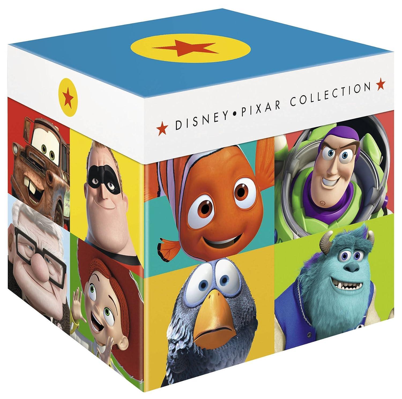Pixar Box Set [Reino Unido] [DVD]: Amazon.es: Cine y Series TV