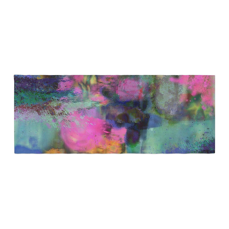 Kess InHouse Nina May Palisades Multicolor Bed Runner