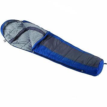Wenzel Santa Fe 20 grados momia saco de dormir: Amazon.es: Deportes y aire libre