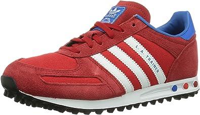 adidas Originals La Trainer, Zapatillas Niñas^Niños: Amazon.es ...