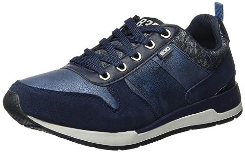 041389, Zapatillas para Mujer, Azul (Navy), 39 EU BASS3D
